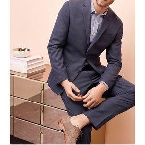 Banana Republic Modern Slim Fit Trousers 32x34